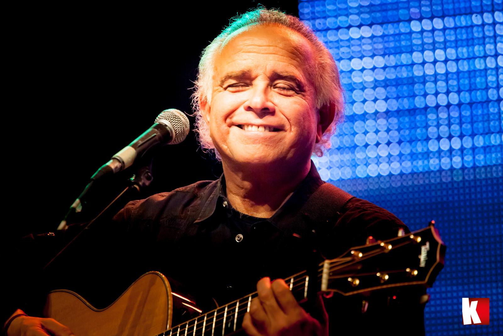 Fernando Ubiergo en el Festival de la Patagonia